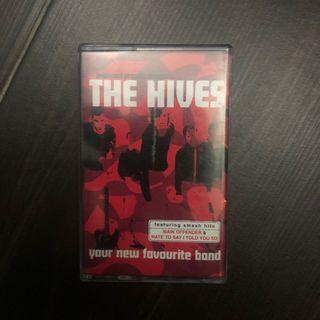 The hives your new favourite band cassette kaset