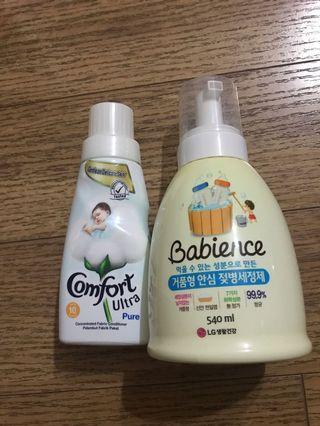 Babience bottle wash