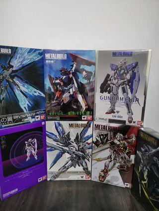 Metal Build Gundam Listing