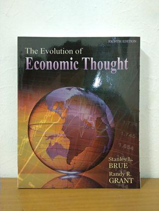 The Evolution of Economic Thought - Eighth Edition