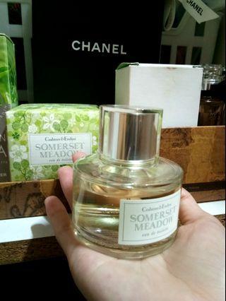Crabtree & Evelyn - Somerset Meadow Eau De Toilette Perfume 🌿