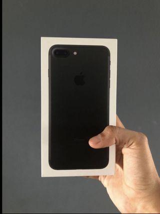 🚚 IPhone 7 Plus box