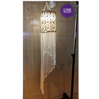 💡🌟 Macrame Lamp Shade🌟💡