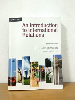 An Introduction to International Relations - Second Edition