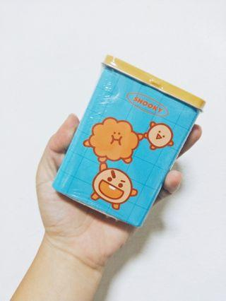 🚚 BT21 SHOOKY Band Aid/Plaster