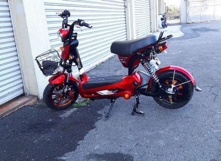 Ginori ebike almost new...