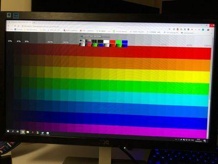 AOC 21.5 FULL HD IPS Monitor (I2276VW)