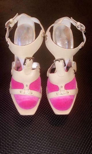 Beige /Nude Heels