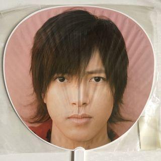 山下智久 - NEWS CONCERT TOUR pacific 2007 2008 -THE FIRST TOKYO DOME CONCERT 應援扇