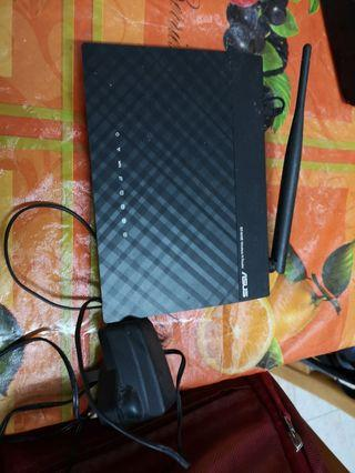 Asus router RT N10E