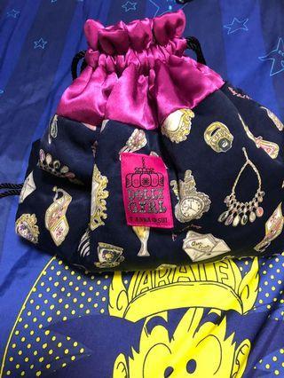 Anna Sui 索繩袋