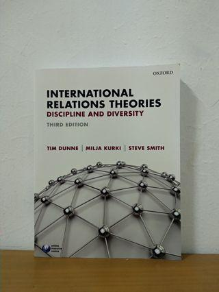 International Relations Theories, Discipline and Diversity - Third Edition