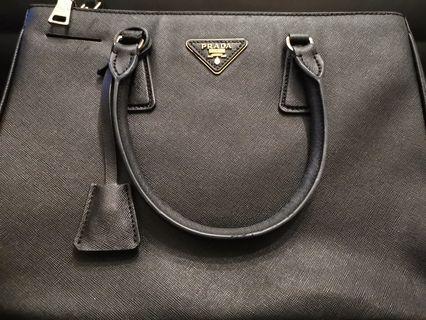 Pre-Loved Prada Handbag