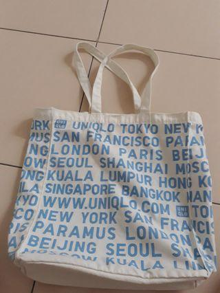 Tote Bag by Uniqlo
