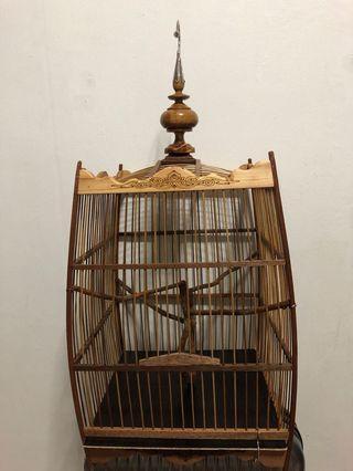 Penang bird cage