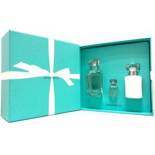 Tiffany & co perfume set