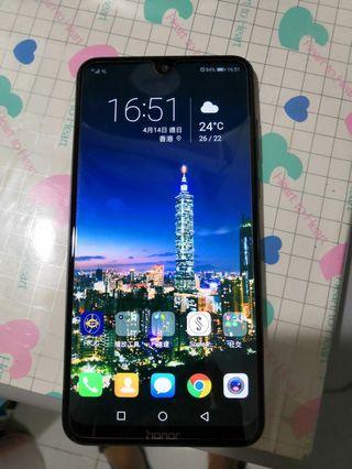 Huawei honor 8x max 黑色 6G ram+64GB 是高配版