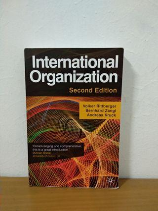 International Organization - Second Edition