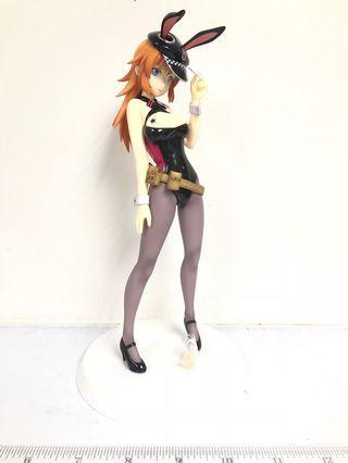 強襲魔女 - 夏洛特·E·葉格 兔女郎style Glamorous Black Ver.