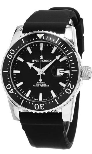 Brand New Revue Thommen Swiss Diver watch