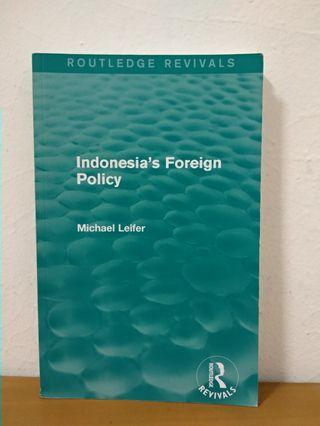 Indonesia's Foreign Policy - Michael Leifer