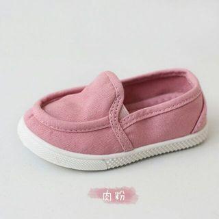 ❤韓國兒童便鞋寶寶布鞋小童鞋