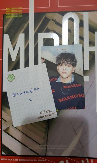 [WTS] WOOJIN CLE:1 MIROH LIMITED VERSION PC