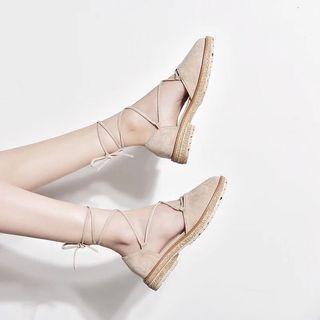 🚚 韓風羅馬涼鞋