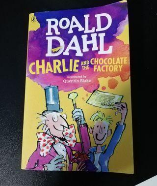 🚚 Roald Dahl Books | Charlie and The Chocolate Factory