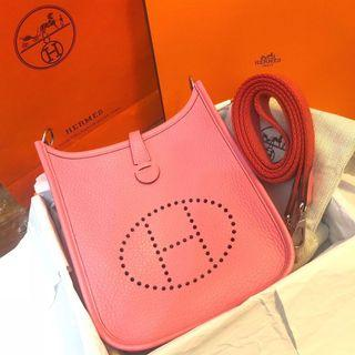 Hermes Evelyne Mini pm 袋♡
