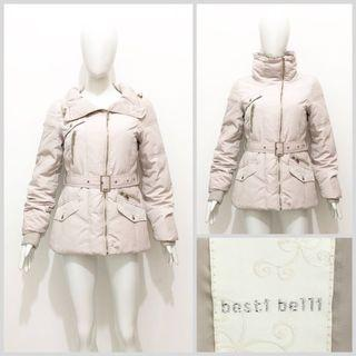 Besti belli down winter coat (BULU ANGSA)