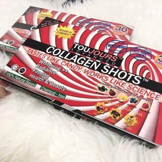 Toujours Advanced Collagen Shot