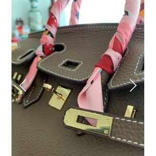 Brand New Small Leather Handbag