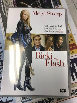 Ricki & the flash dvd
