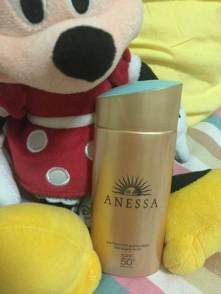 🚚 ANESSA Perfect UV sunscreen skincare milk SPF 50+