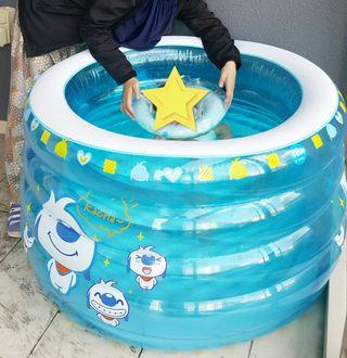 Inflatable Baby Swimming Pool Spa