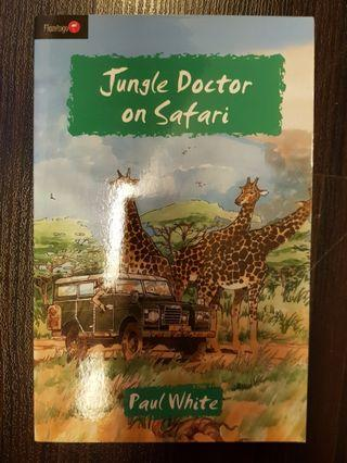 🚚 003. Jungle Doctor on Safari, By Paul White