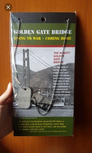 Golden Gate Stainless Steel Chain