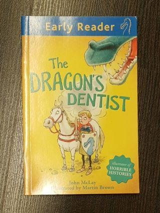 003. Early Reader: The Dragon's Dentist, By John McLay