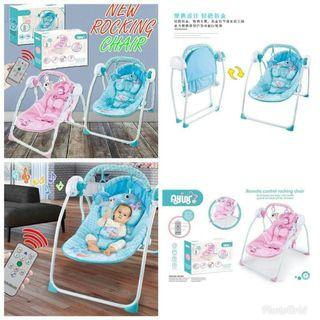 ELECTRIC BABY ROCKING CHAIR / SWING