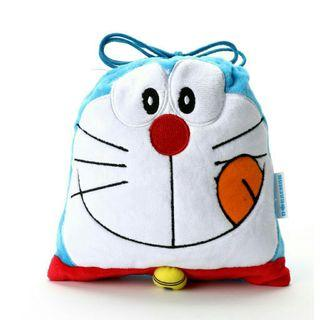 *FREE POST to West Malaysia only / Ready stock* Doraemon drawstring bag each as shown in design / color. Free delivery is applied for this item.