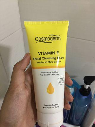 Cosmoderm Facial Cleanser