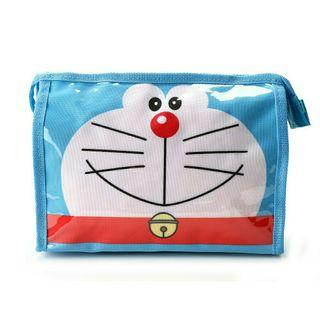 *FREE POST to West Malaysia only / Ready stock* Doraemon PVC bag each as shown in design / color. Free delivery is applied for this item.