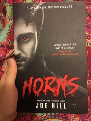 Horns 小說