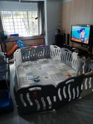 Baby Safety Fense (13 pcs)
