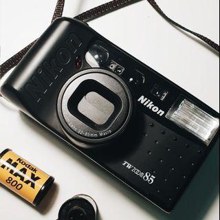 Nikon TW Zoom 85 (1992)