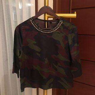 Army necklace (100 dpt 3)