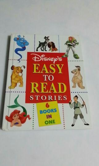 Disney's Easy To Read Stories