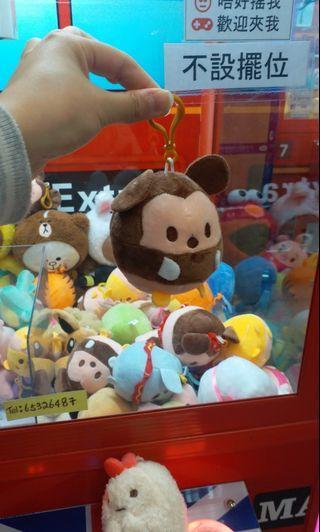 Disney米奇老鼠米尼Mickey迪士尼肥嘟嘟公仔吊飾掛飾TsumTsum