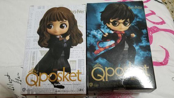 🚚 Qposket Harry and Hermione